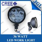 12pcs*3W 36W super bright led driving lights, 9-32v led offroad driving light,2540LM car led lamp cree