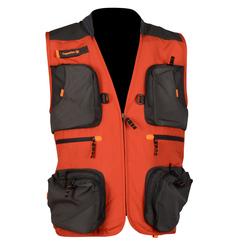 Custom Men's Sleeveless Fishing Wear, Outdoor Sports Fishing Vest for Women