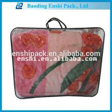 transparent clear high quality pvc hand bag manufacturer