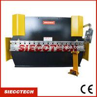 wc67k-200tx4000 press brake with DA52,cnc press brake 200ton,4.0 meter press brake