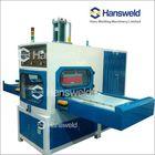 High Frequency plastic folding box making machine/Soft Creased Line box/plastic pvc box
