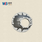 duplex stainless steel 2205 casting/investment casting/Silica sol lost wax casting
