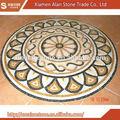 de venta mármol mosaicomedallón para diseño de suelo
