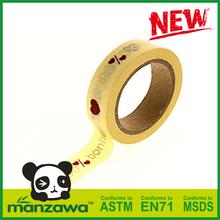 Manzawa 15mm washi tape,craft supply