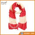 2014 nova moda inverno cachecol de lã grossa