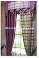 para el hogar único moda nos de lino púrpura cortina de la ventana de cortinas y cenefas pelmet