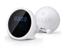 Multi-function wifi Clock Camera.HD Digital Hidden Camera Clock.Clock wifi Radio Hidden Camera