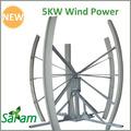 china hersteller 5kw vertikale achse windräder für zu hause