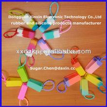 colorful hand held candle holder pocket holder for 30ml bottle hand sanitizer