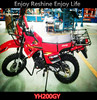 Stable Performance 150cc 200cc Motorcycle From Chongqing