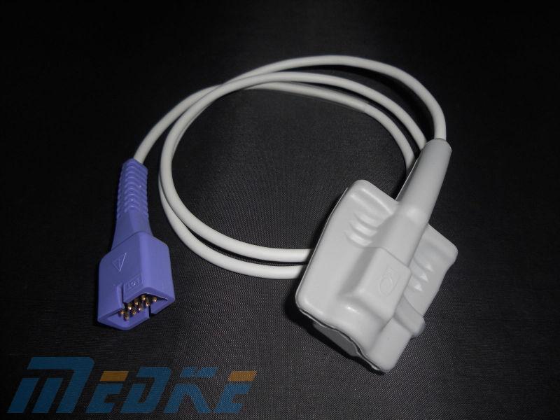 pulse oximax sensor nellcor spo2 finger sensor compatible with ...