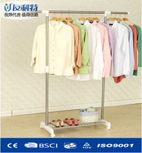 stainless steel multi clothes hangers