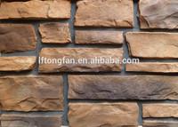 hot artificial stone cladding