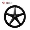 XBIKE high stiffness material track wheels five spokes