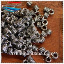SS304,SS316 ,Metal Fenske spiral Triangular Spiral Filler