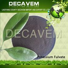 Agro based industries, organic fertilizer Potassium Fulvate stimulate roots growth
