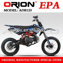 China APOLLO ORION CE & EPA 125CC Pit Bike 125cc air Cooled