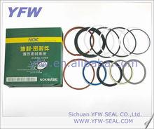 Aftermarket Hydraulic Seal Kit For Excavator Hitachi Boom Arm Bucket