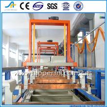 portique automatique accrocher placage de chrome dur plaqué zinc machine équipements de galvanoplastie