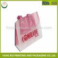 quente china produtos de baixo preço grossista de grandes sacos de plástico transparente