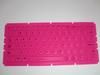 2014 JK-13-76 Standard desktop silicone keyboard with attractive designs,Custom Printing Portable Silicone Keyboard