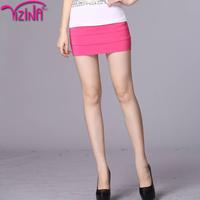 Girls in short tight skirts