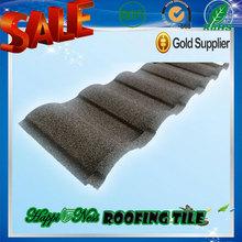 monier concrete roof tile steel plate stone coated roof tiles
