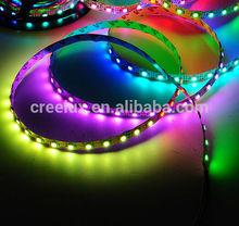 Dream color 1leds cut 12v smd5050 flexible remote control led led rope light