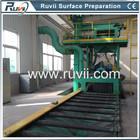 Index conveyor type abrasive blasting machine(CE)