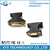 High Quality and Cheap Price gold dvi 24+5 to vga adapter