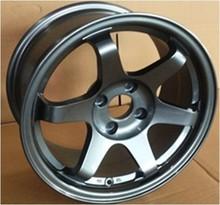 Rays TE37 designs, alloy wheels