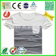 New design Cheap combed cotton fashion women beautiful t shirt Factory