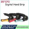 Adjustable Rubber Digital Hand Grip With Counter Strengthener Hand Grip