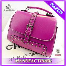 China new produce best selling international lady handbag pu material fashion lady handbag