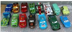 Pixar Cars die-cast cars No package