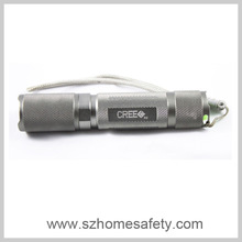 Cree Q5 High Power Led Aluminum Flashlight Electric Torch
