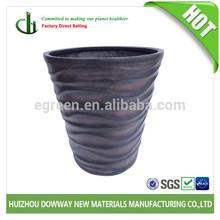 Fiber glass flower pot,antique plant pots,garden urn planter