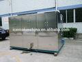 economia de energia automático industrial máquina de gelo cubo de gelo comestíveis de plantas preço