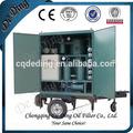 2014 novo tipo móvel de isolamento do transformador de carro filtrodeóleo chongqing máquina