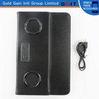 PU Case With Speaker For iPad Mini Flip Cover, Flip Cover Case For iPad Mini With Speaker