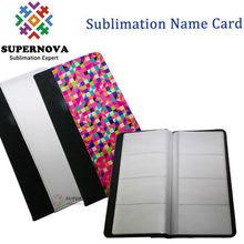 Custom Printed Name Card Holder ,Diy Namecard Holder