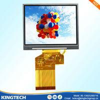 3.5 inch 320x240 230nit psp vita lcd screen