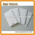 125 khz para impressão a jato de tinta pvc cartão do ci