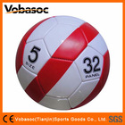 PVC Size 5 Machine Sewing Football/Soccer Ball