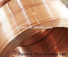solder wire for pipeline steel GX100