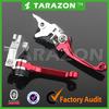 Dirt Bike Folding Adjustable CNC Machning Clutch Brake Levers for WR250F/450F