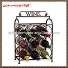 Iron Wine Bottle Holder, Bottle stand