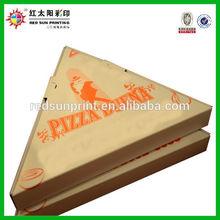 5-Ply Slice Carton Pizza Box Manufacturing