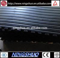 Rubber anti slip interlocking high quality cow mat stall mat