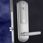 Hotel intelligent door lock chip